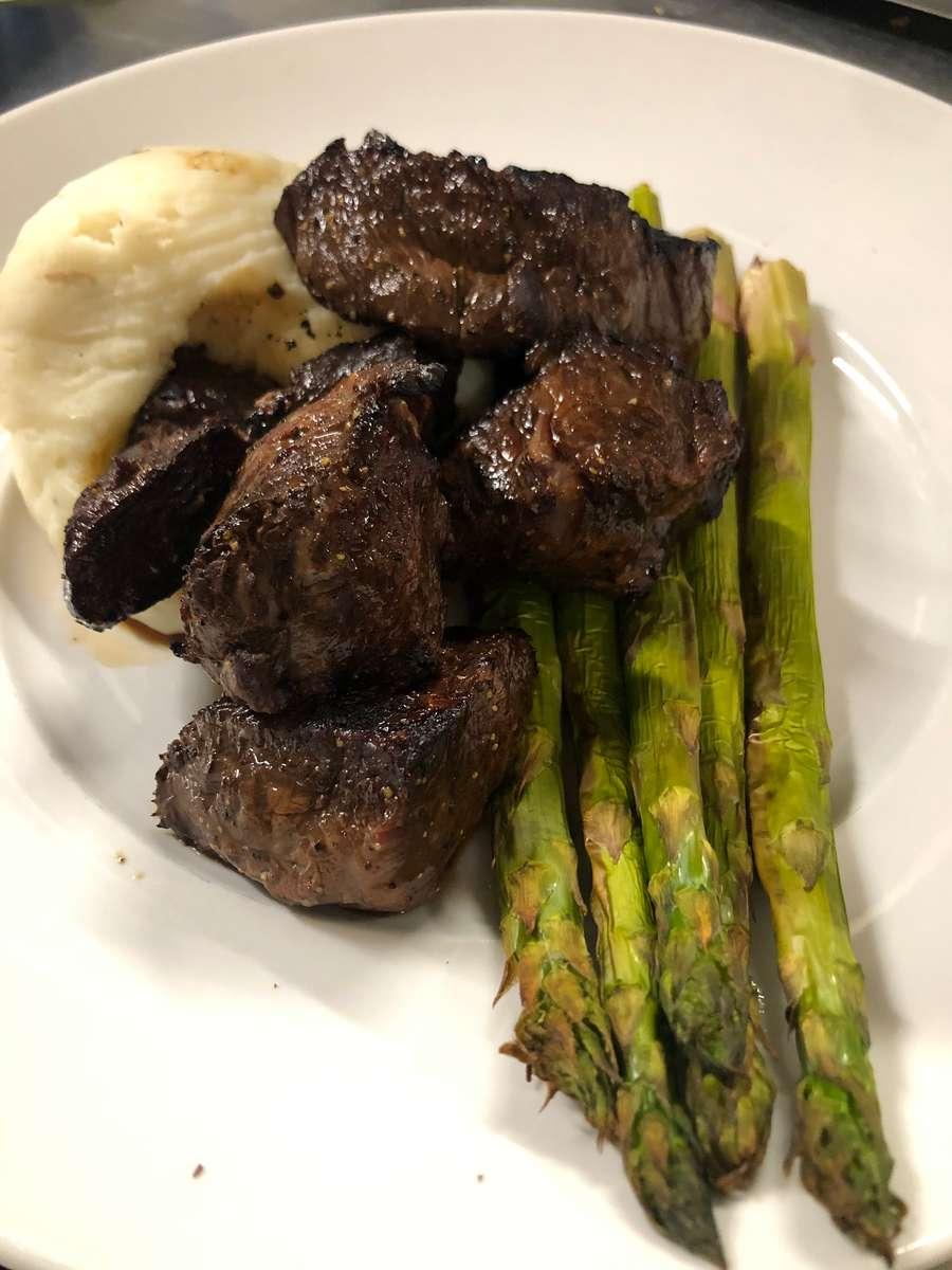 House Marinated Steak Tips