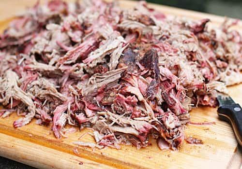 Pork (chopped)
