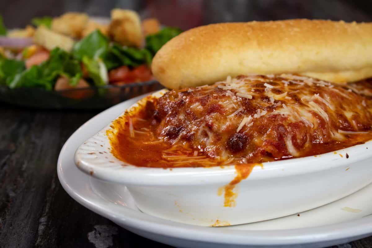Pub's Classic Lasagna