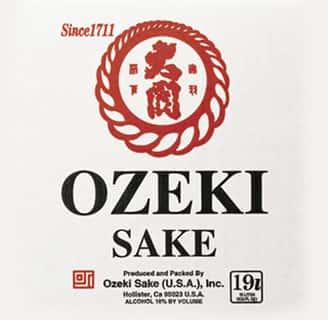 Ozeki Sake