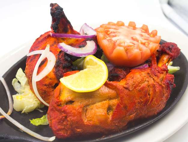 1. Chicken Tandoori