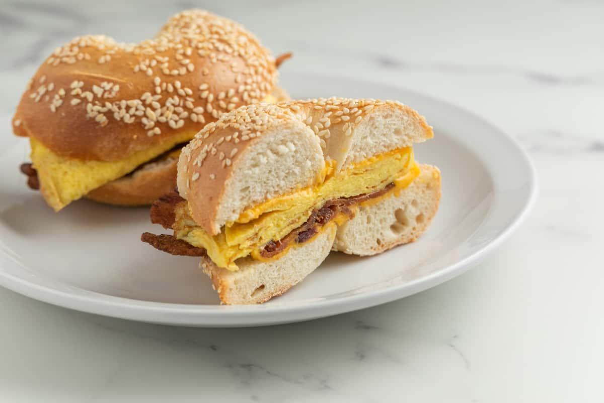 Nosh Breakfast Bagel