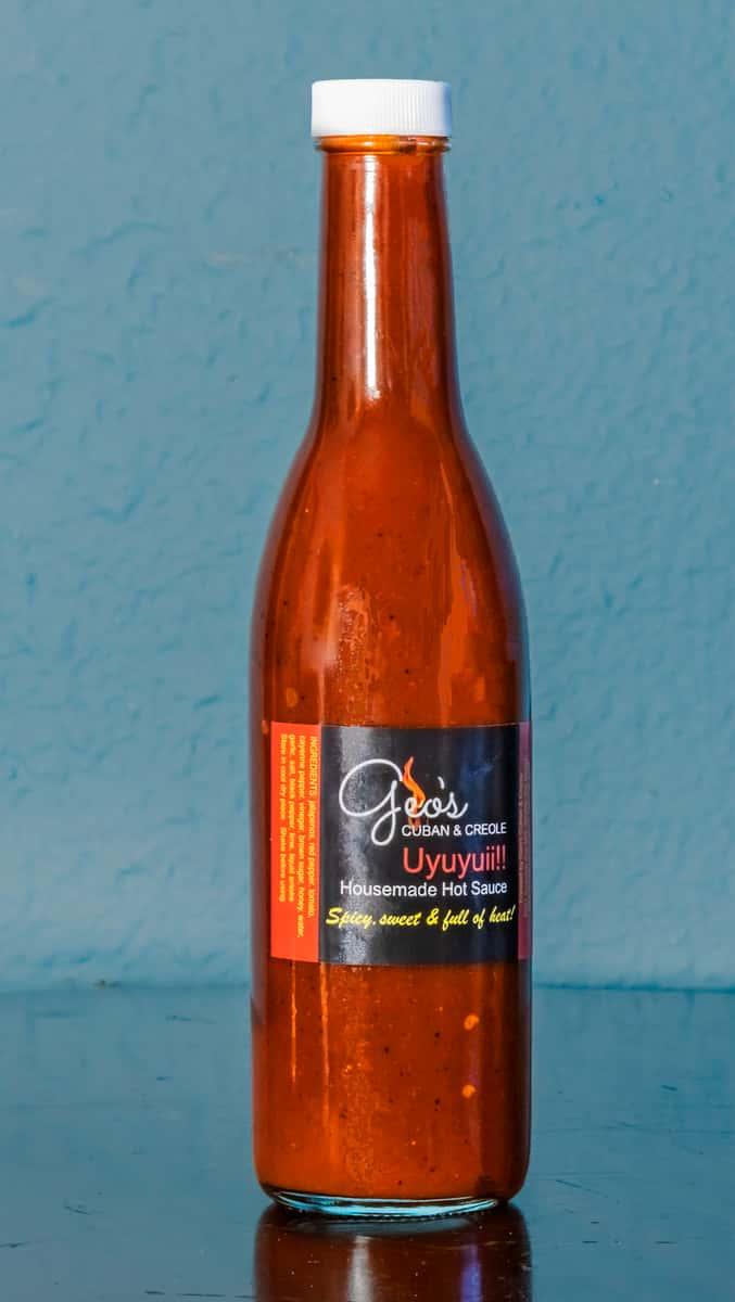Uyuyuii!! Housemade Hot Sauce