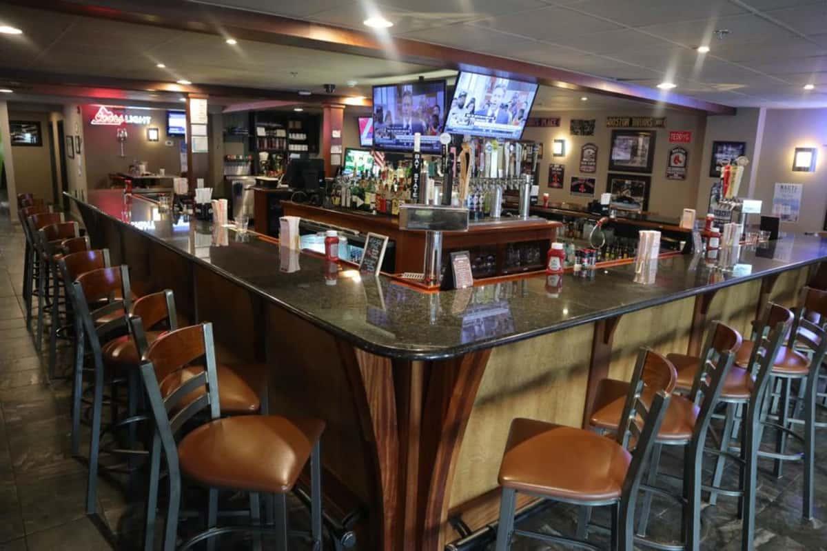 Teddy G's Bar