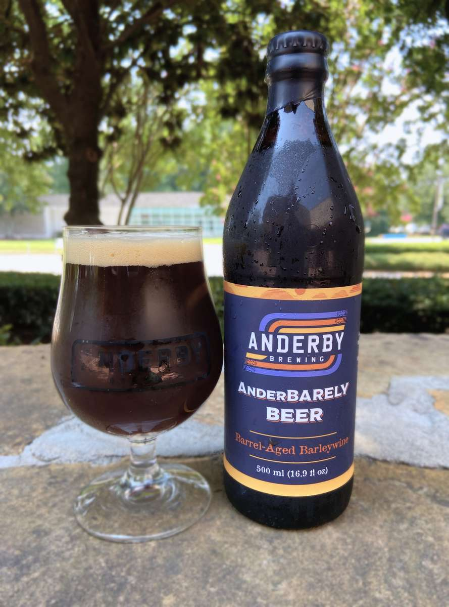AnderBARELY Beer