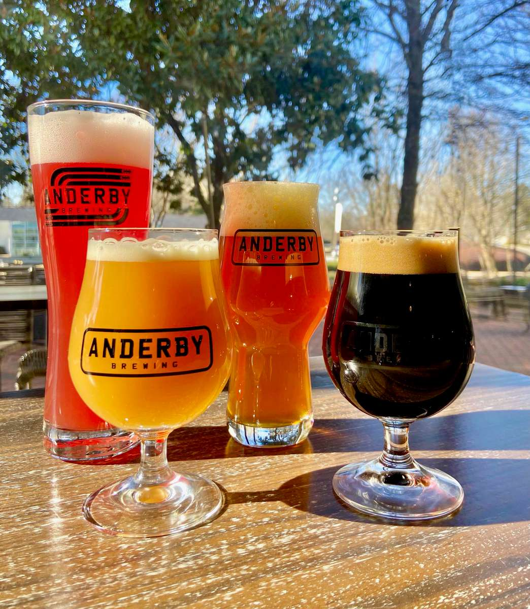 Anderby Brewing Selection