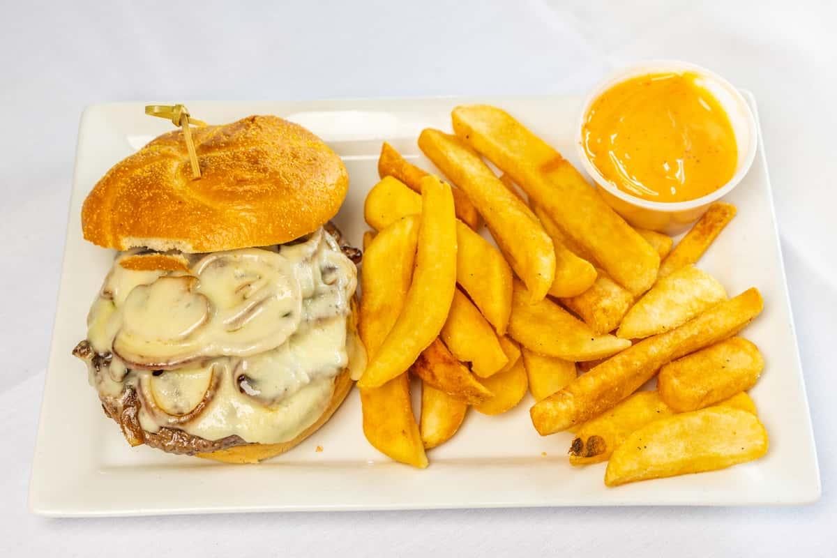 Luna Burger