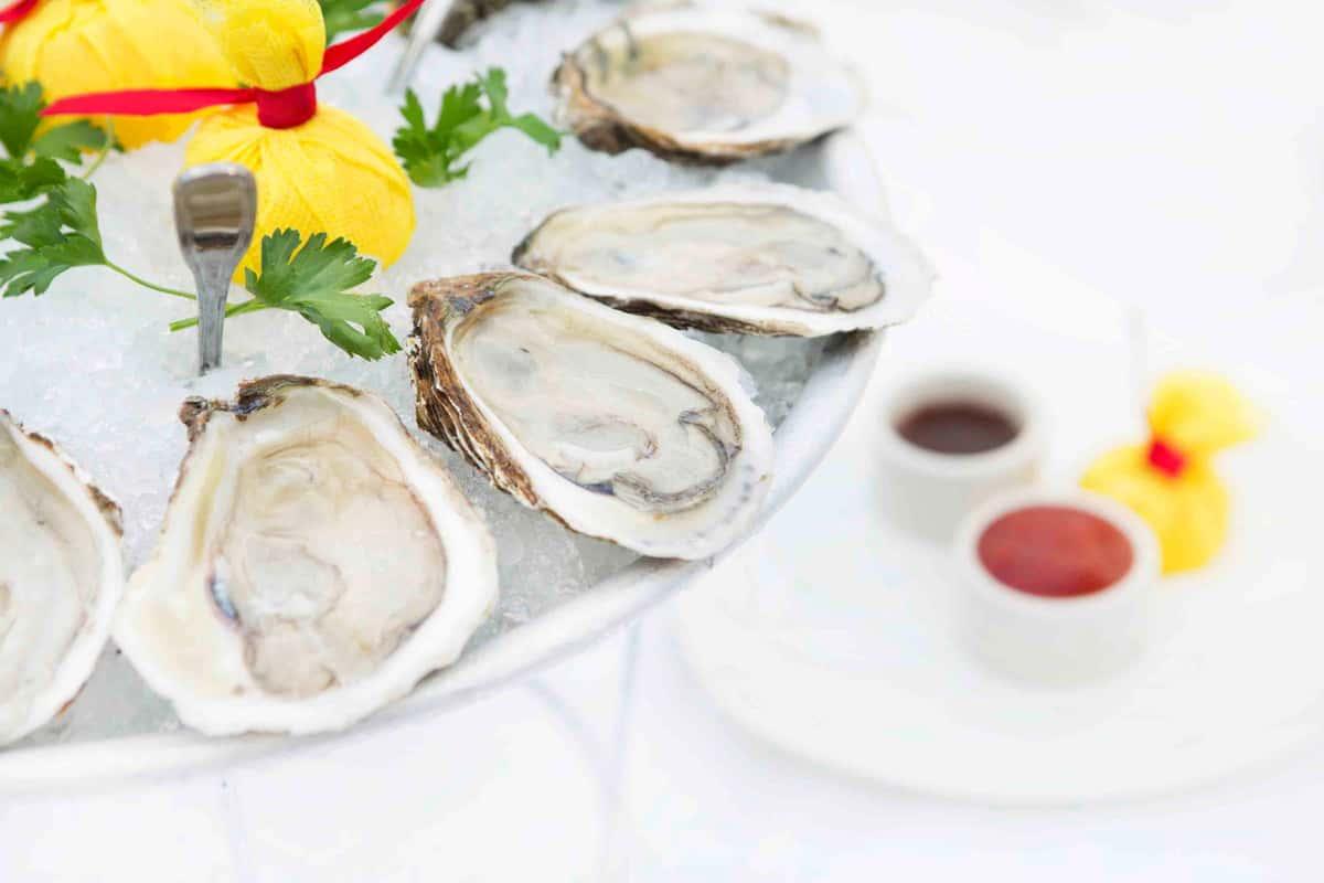 Oysters (1/2 Dozen)