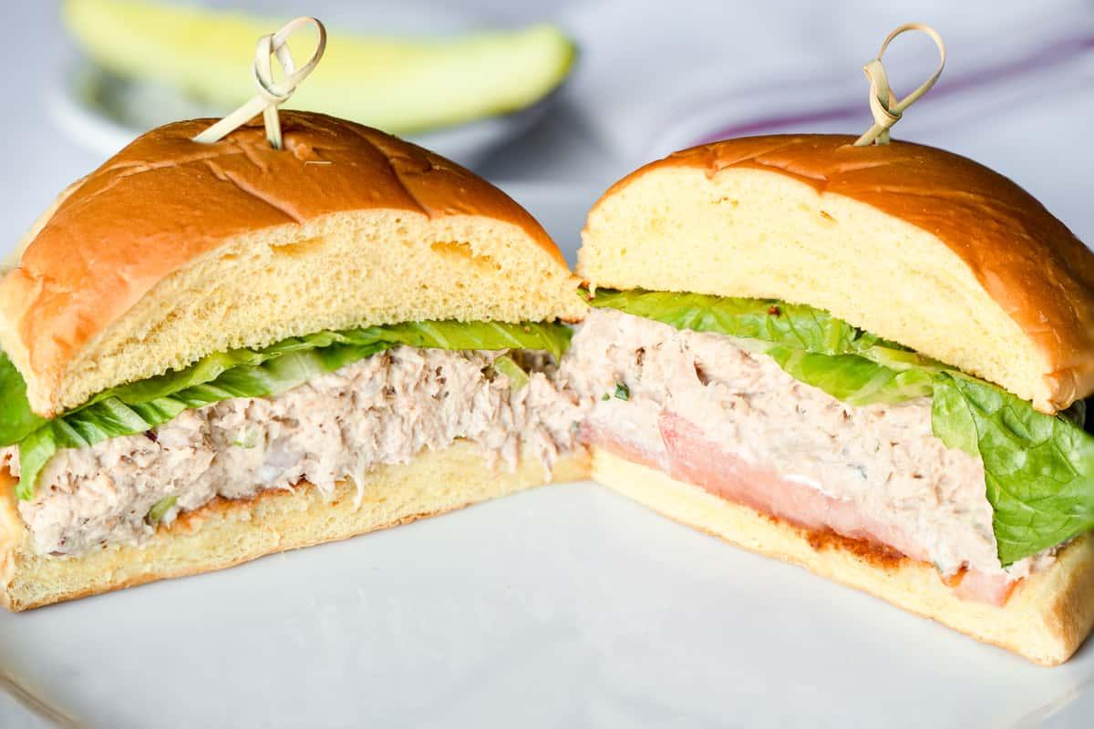 NO. 13 | B&B Tuna Salad