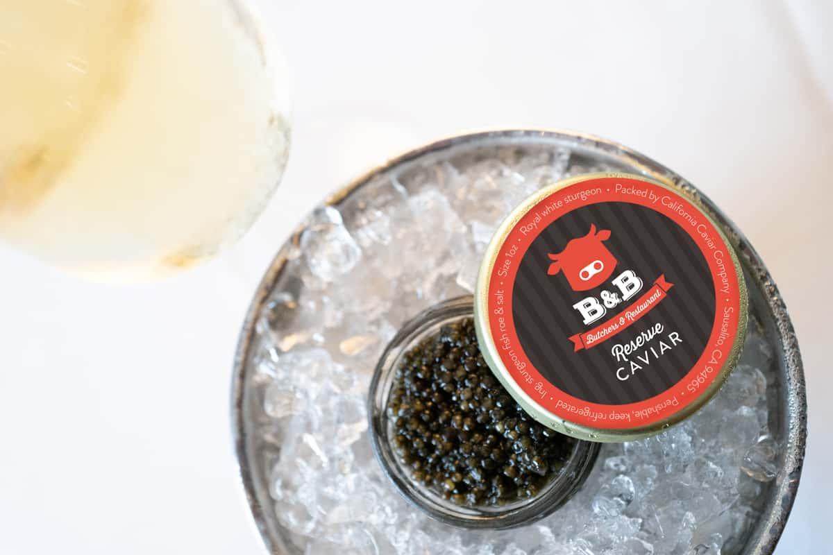 B&B Reserve Caviar