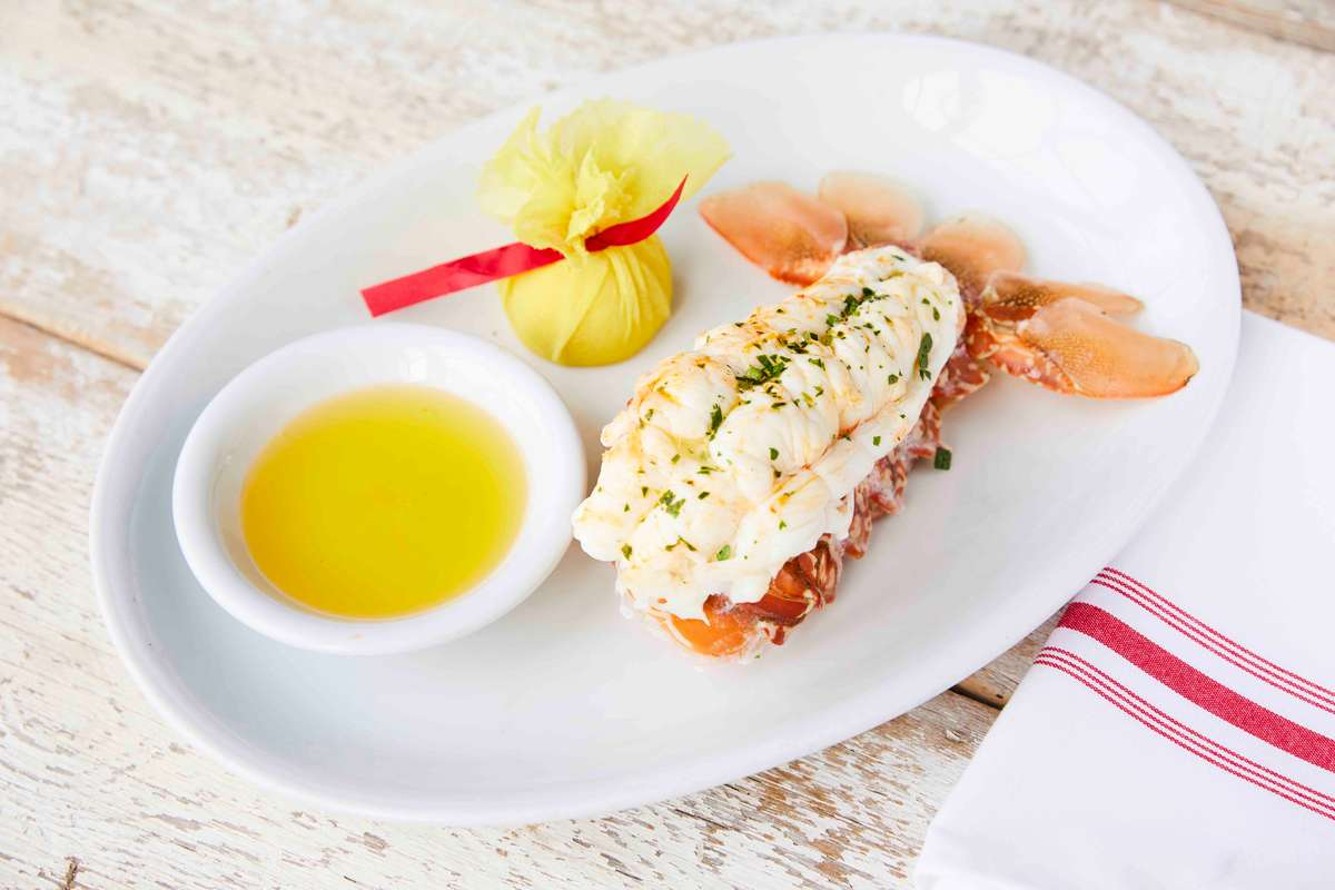 South African Lobster Tail 5 oz.