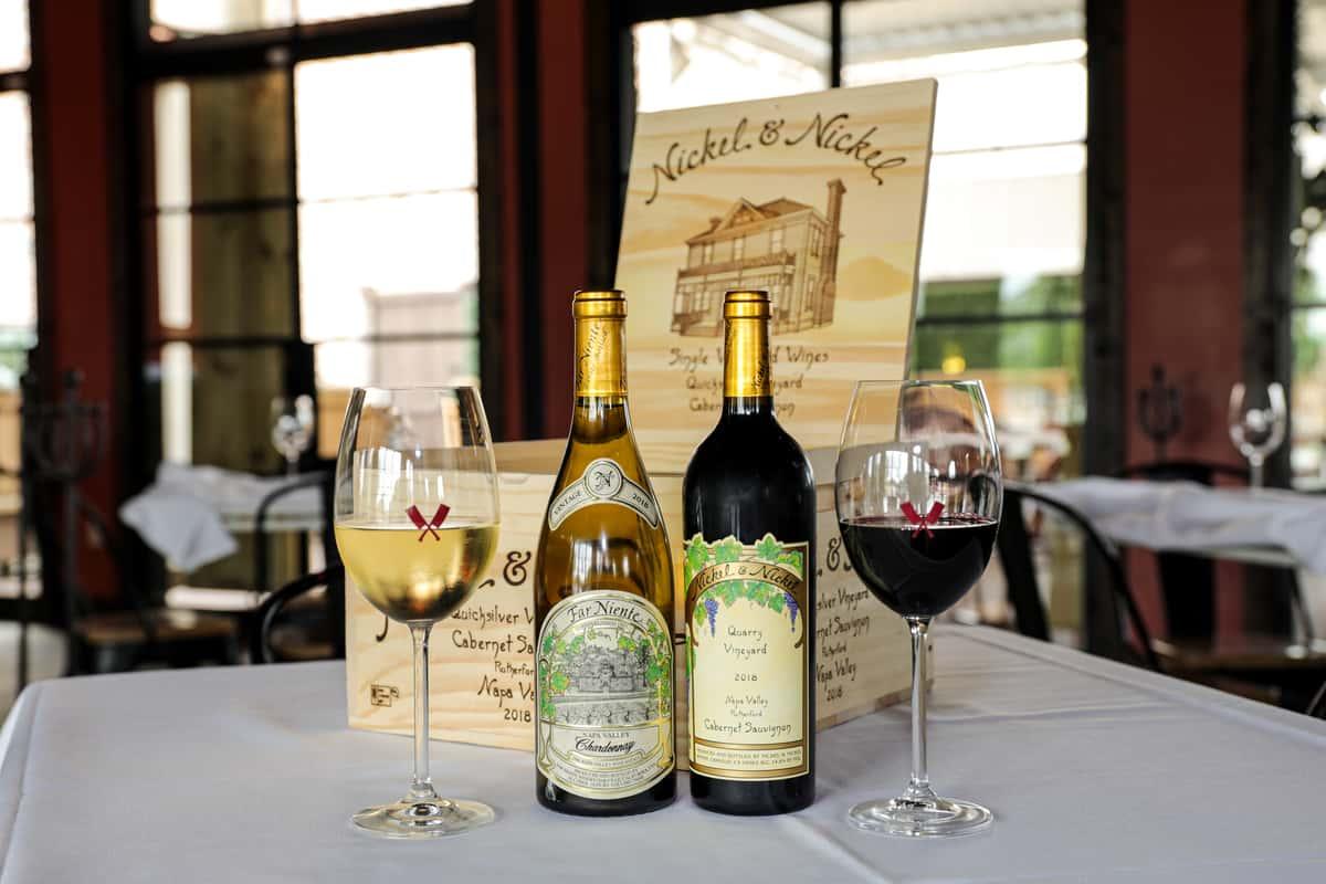 Far Niente and Nickel & Nickel 5-Course Wine Pairing Dinner