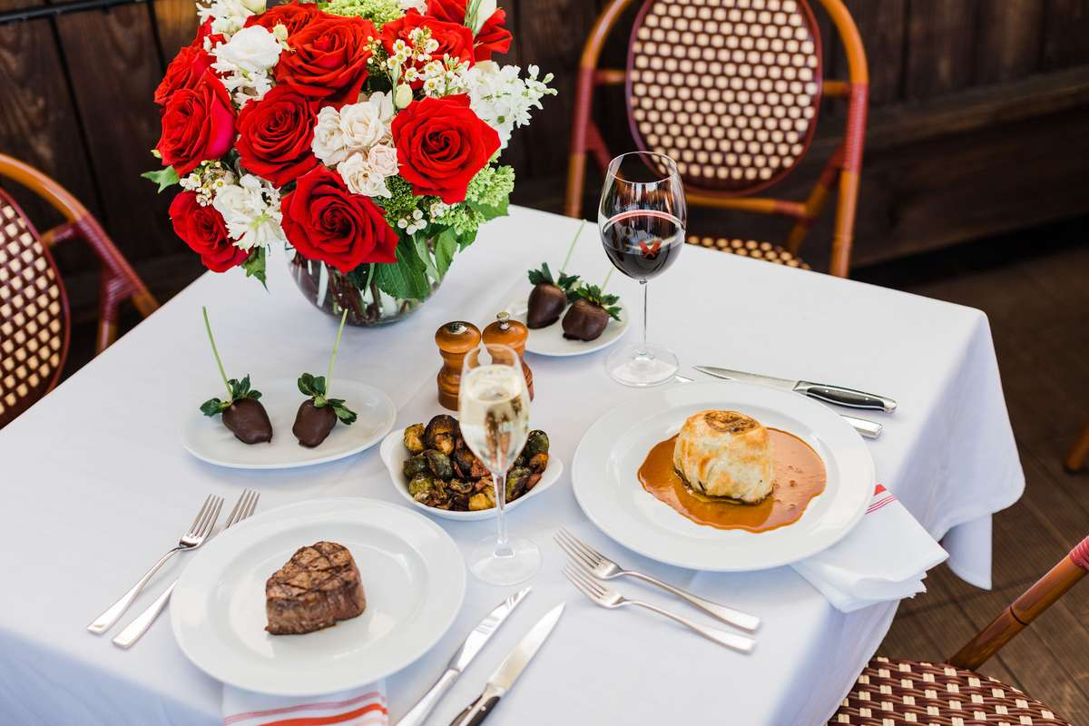 Valentine's Weekend at B&B - Dine-In & To-Go Options