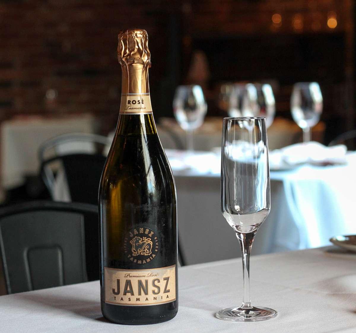 Jansz Tasmania Premium Sparkling Rosé