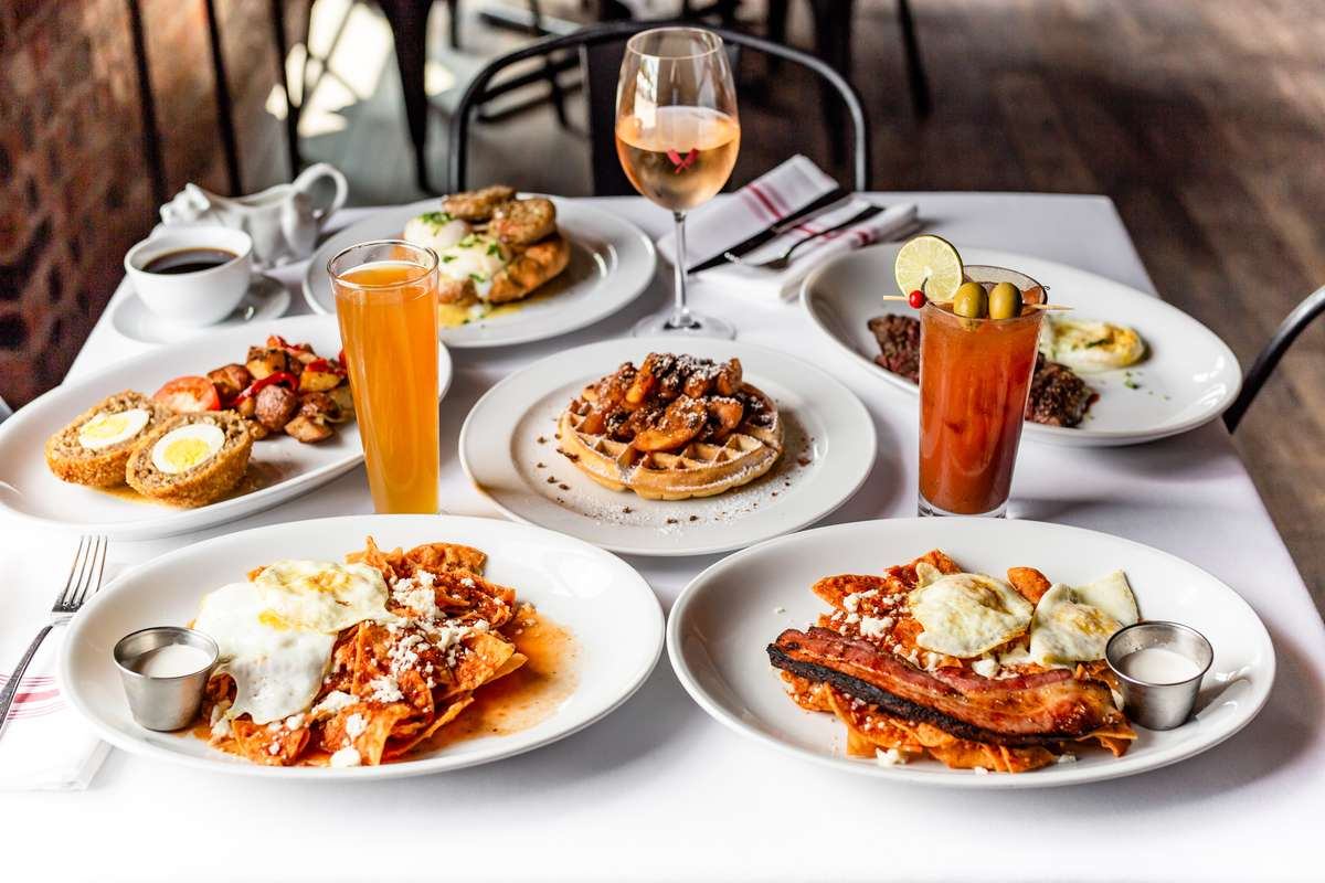 Mother's Day Brunch at B&B!