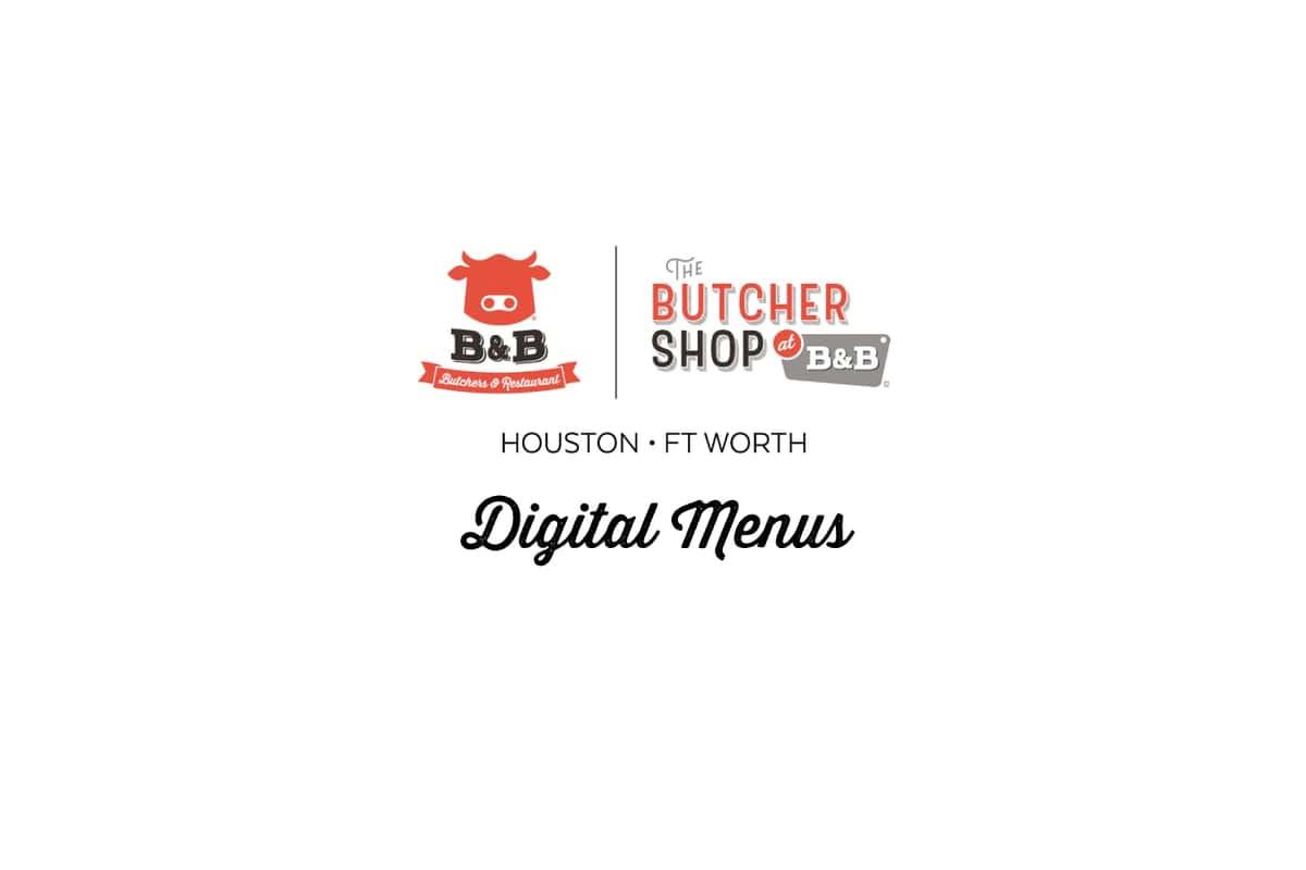 Digital Menus Fort Worth