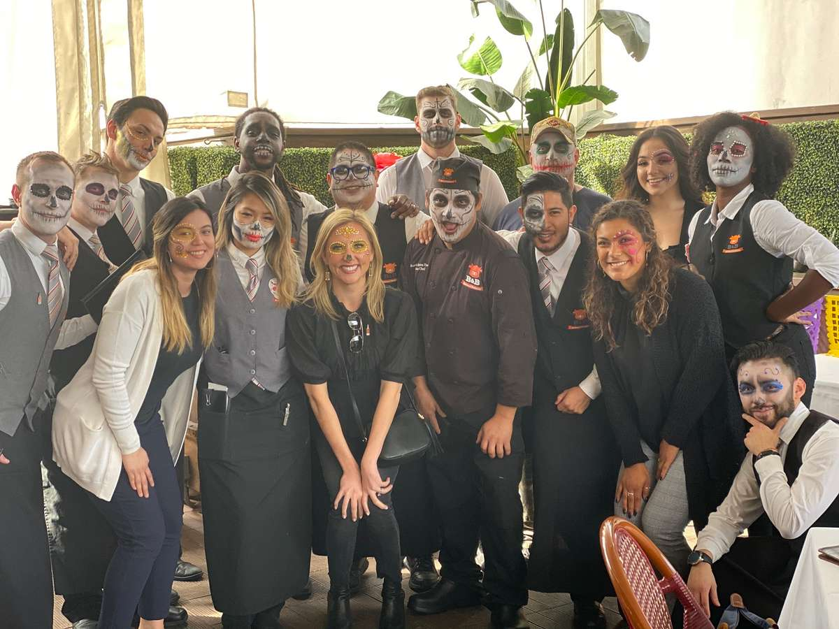 Day of the Dead Brunch - Saturday, October 31st