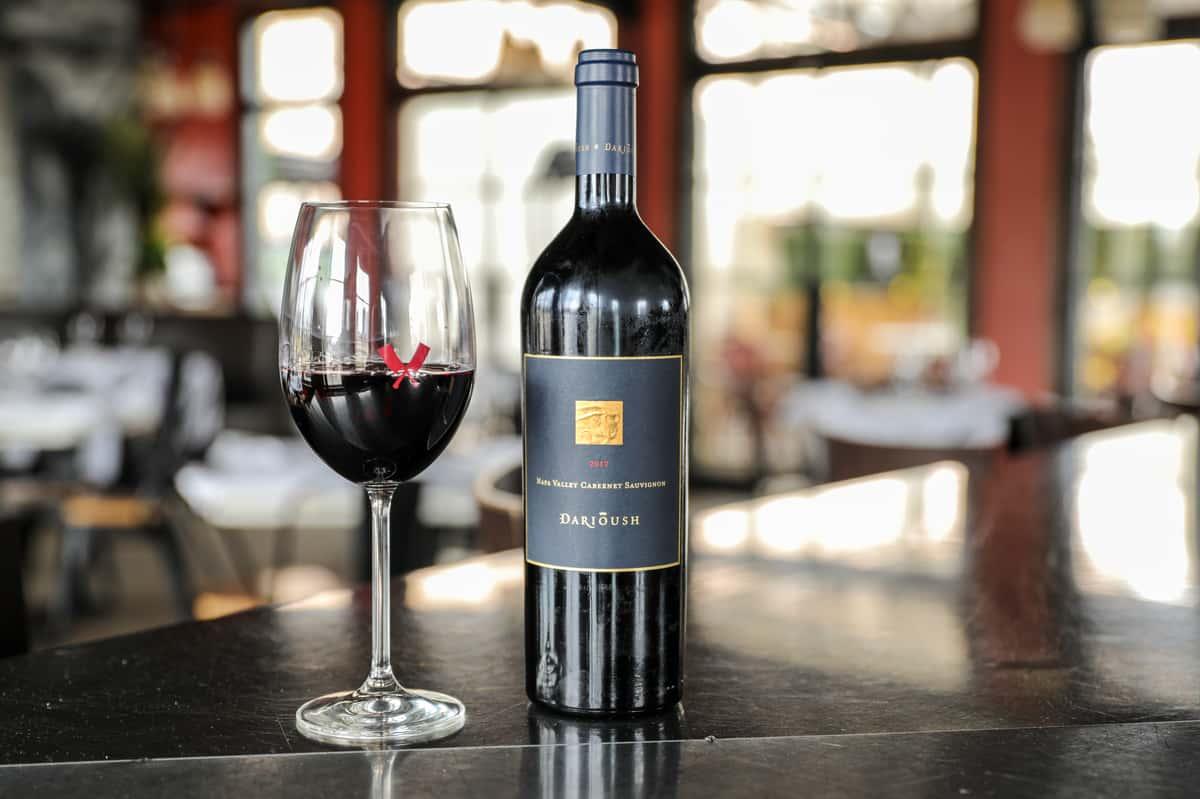 Darioush 5-Course Wine Pairing Dinner