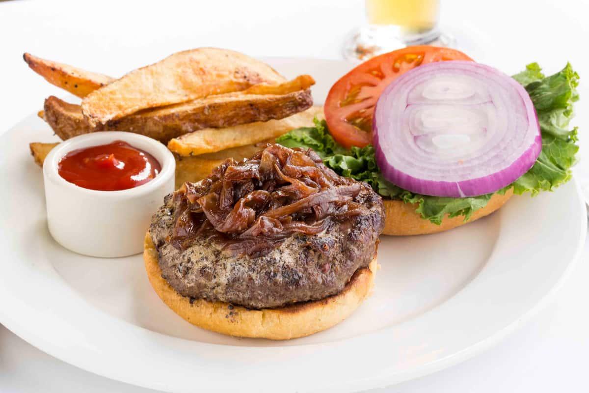 Truffle Burger*