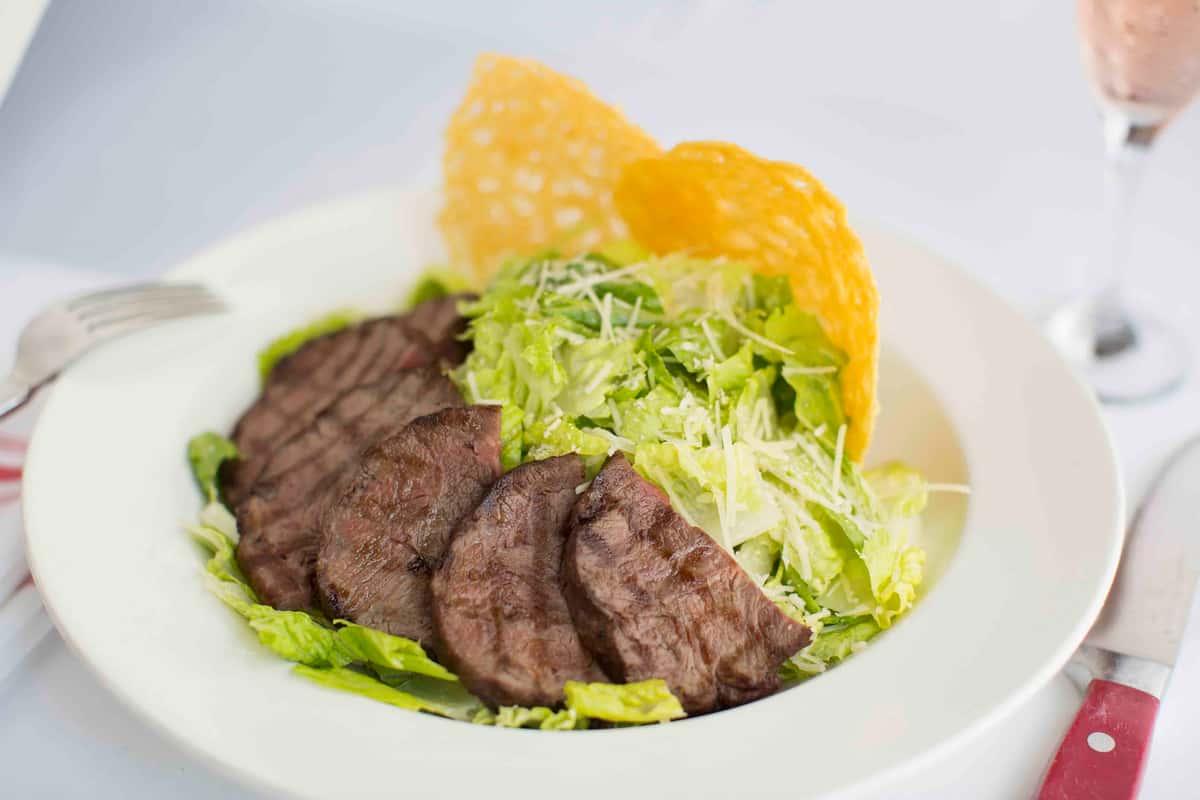 Mr. G's Classic Caesar Salad