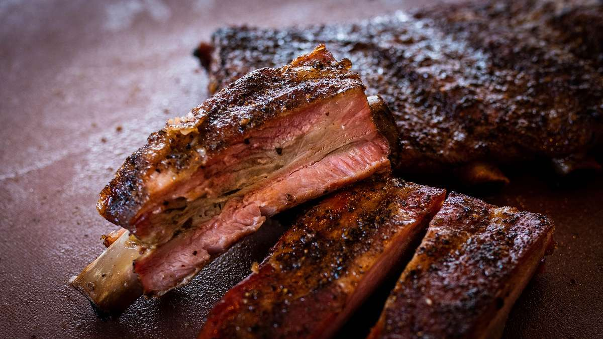 How to Smoke the Best Ribs