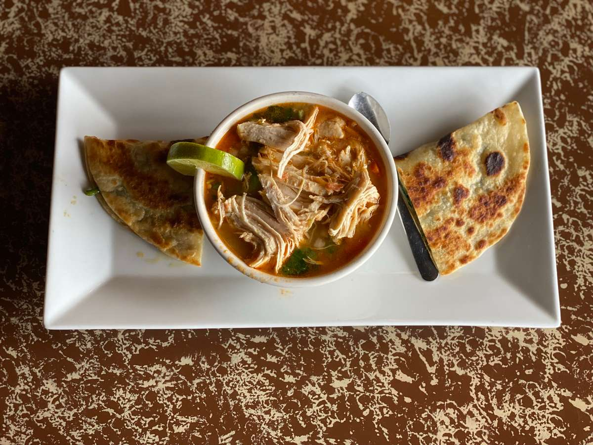 86. Tortilla Soup