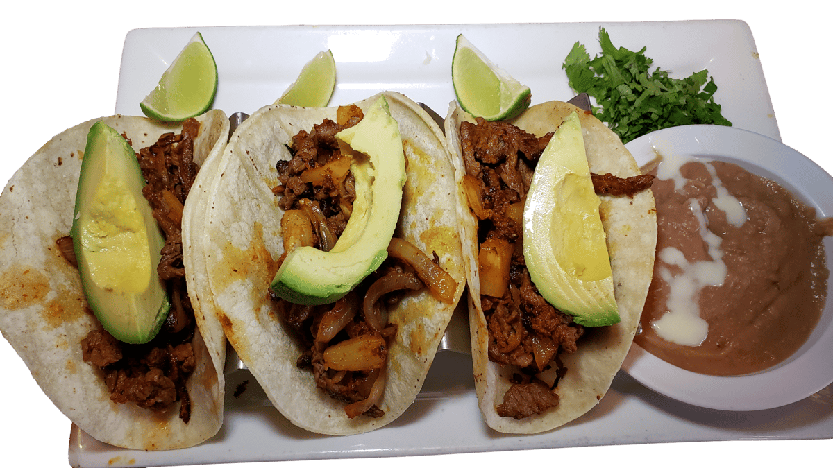 125. Mexican Street Tacos