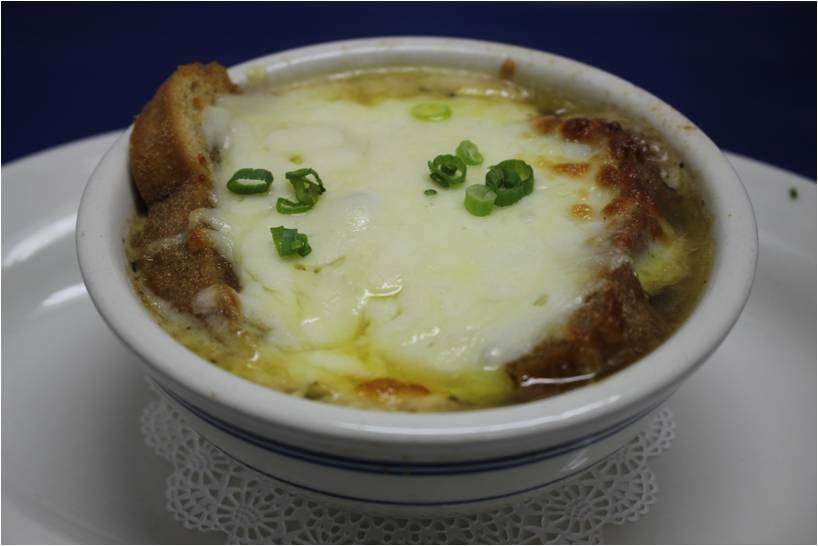 Roberto's French Onion Soup