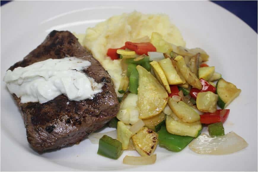Steak Gorgonzola