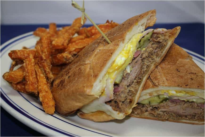 Roberto's Havana Sandwich