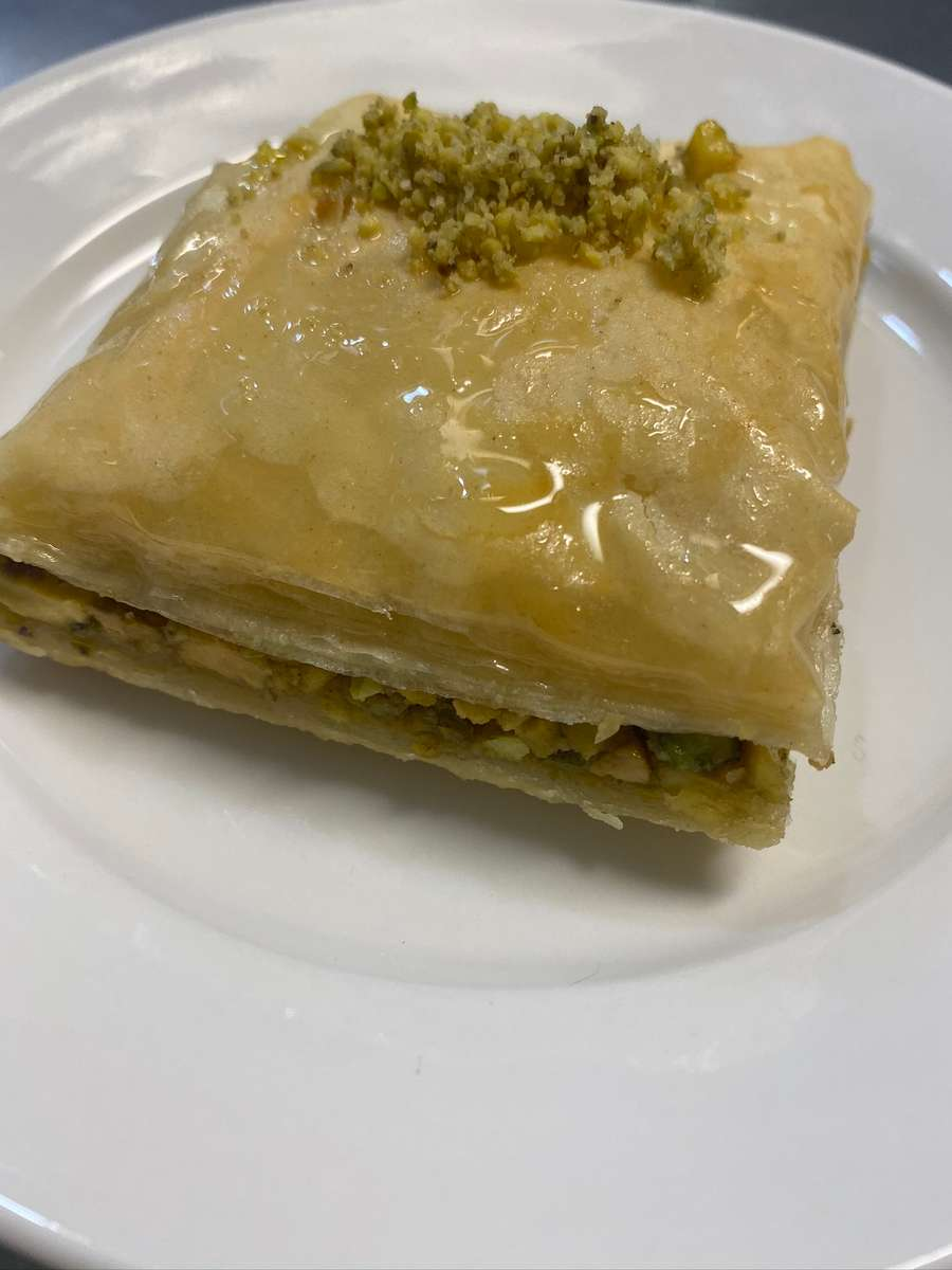 Baklava (1 pc) pistachio