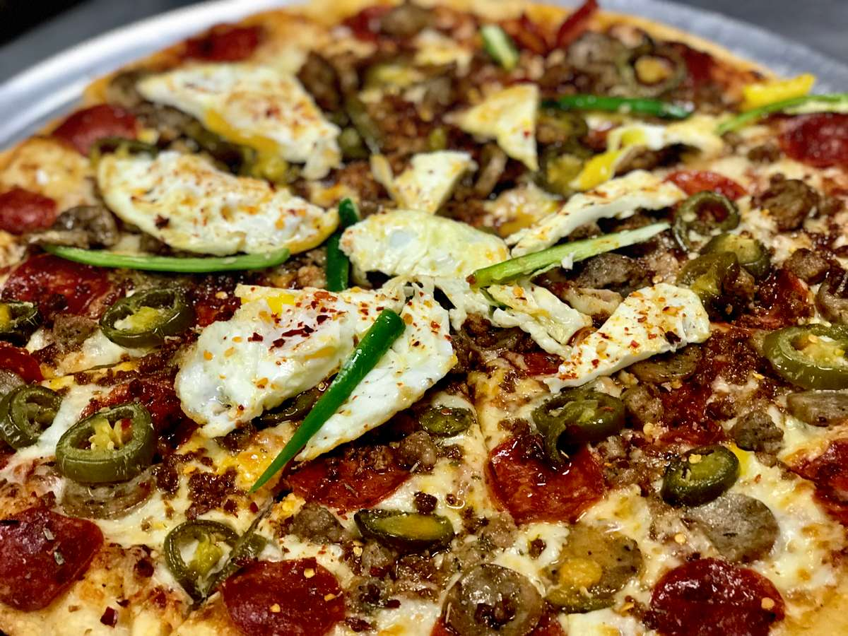 My NY Pizza