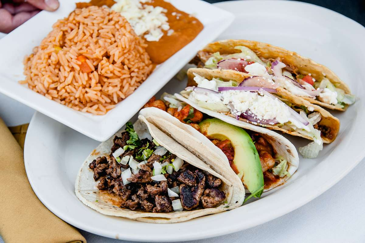 7. Mixed Tacos