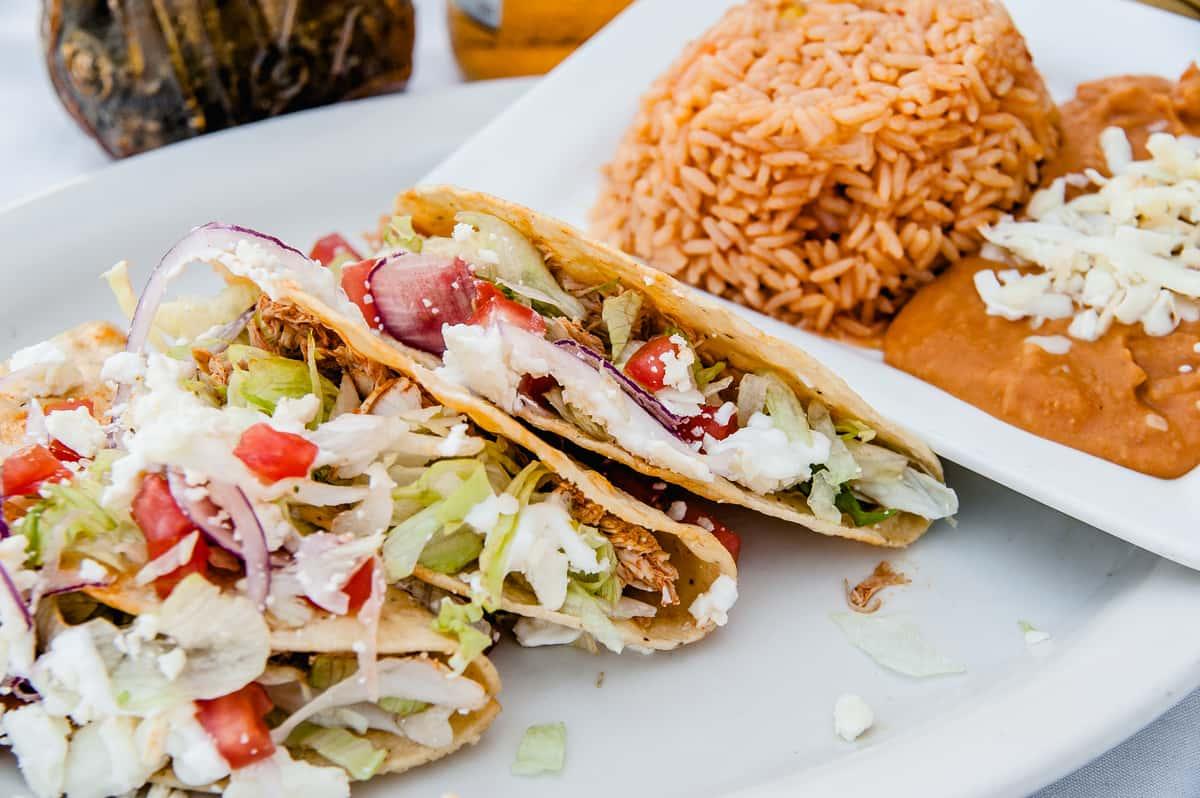 4. The Original Taco