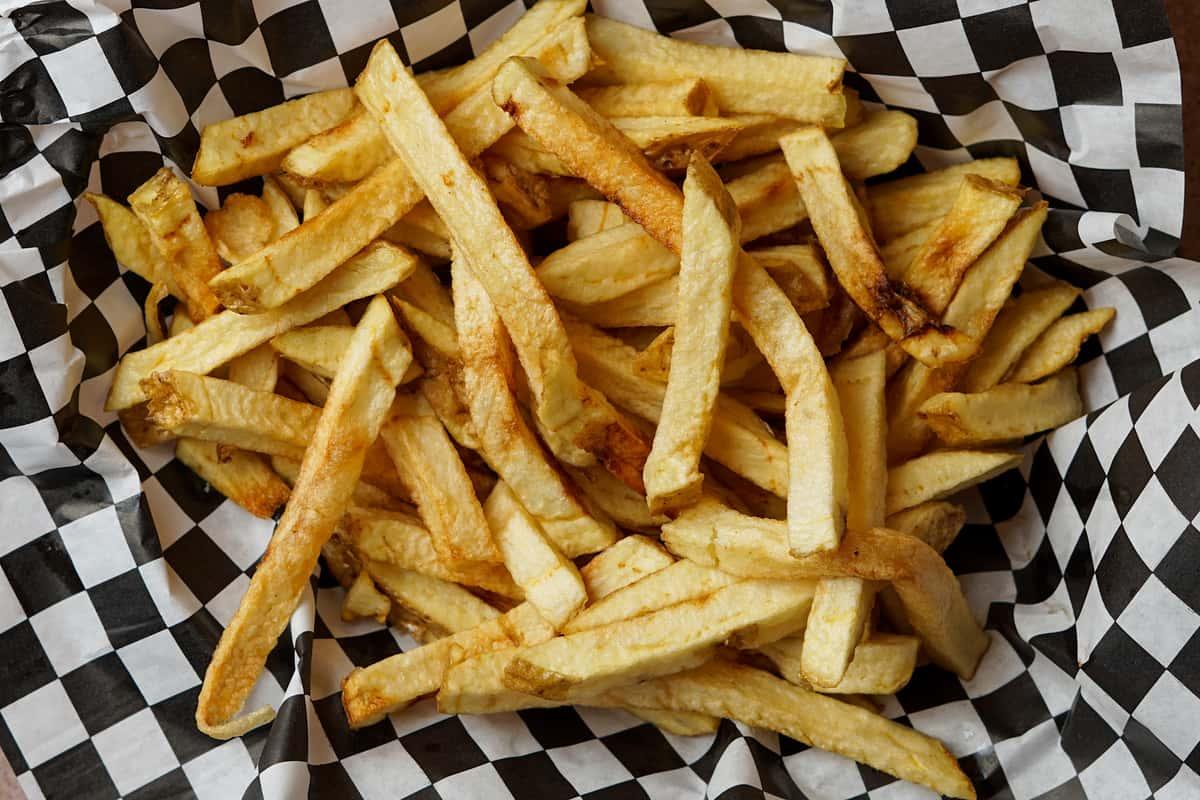 Fresh Cut Fries Gluten free