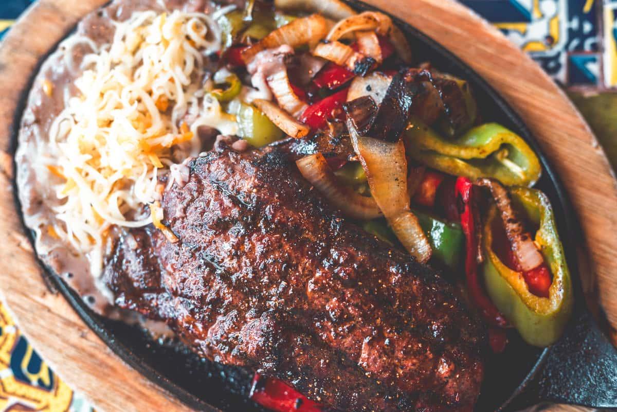 Habanero Blackened Steak