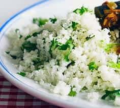 Cauliflower Quinoa Rice