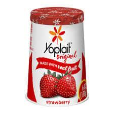 Individual Yogurt Cups