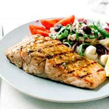Encore Grilled Salmon