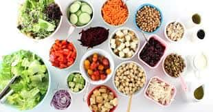 Build Your Own Super Salad