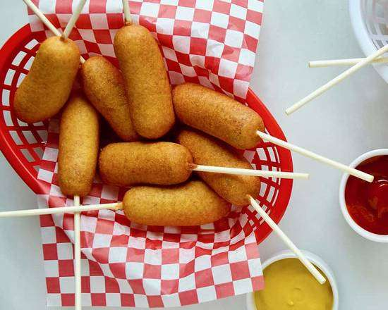 House Dipped Corn Dogs
