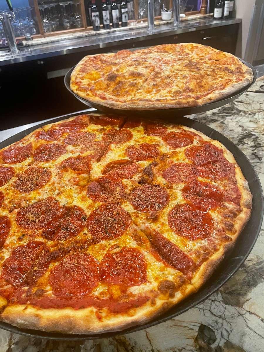 2FER TUESDAY - 2 Medium Pizzas