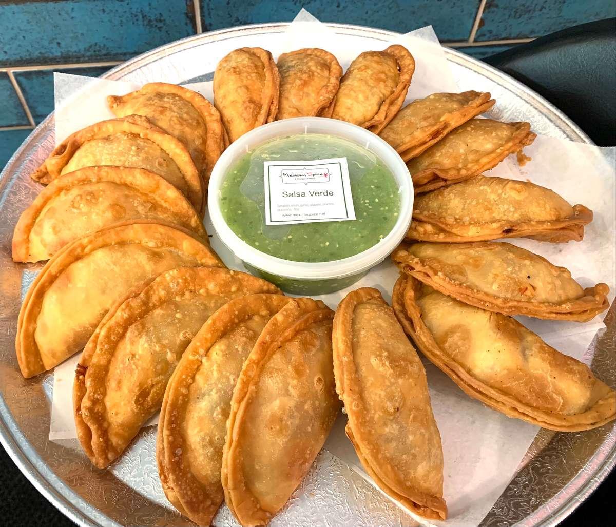 Empanada Tray