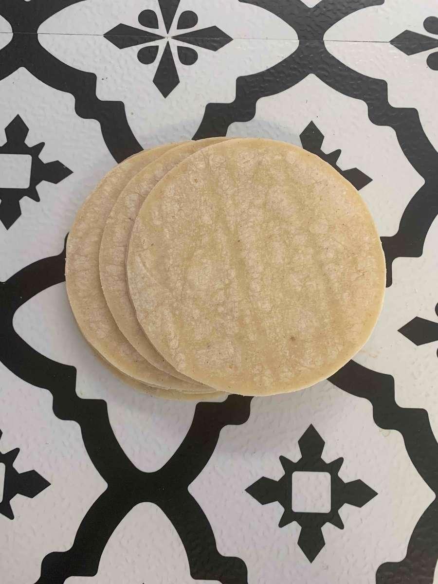 Extra Order of Tortillas