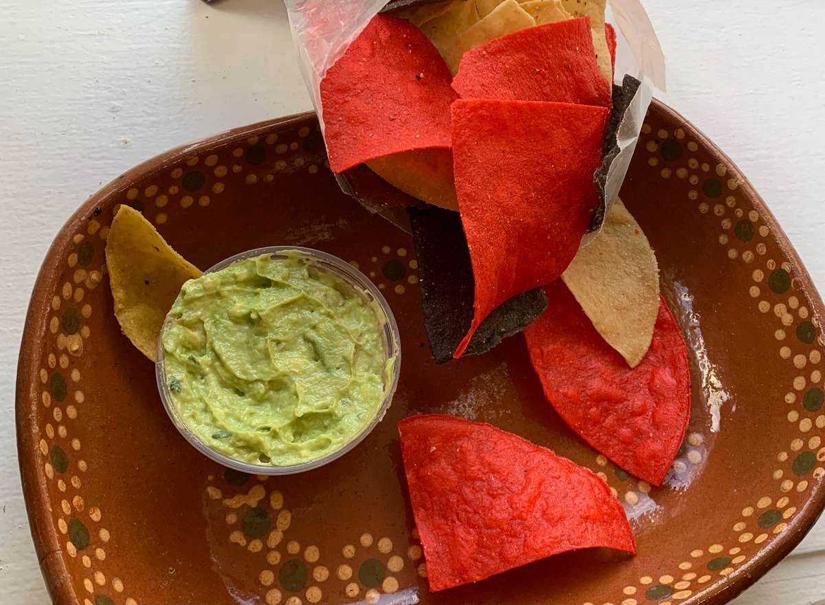 Small Side of Guac & Chips