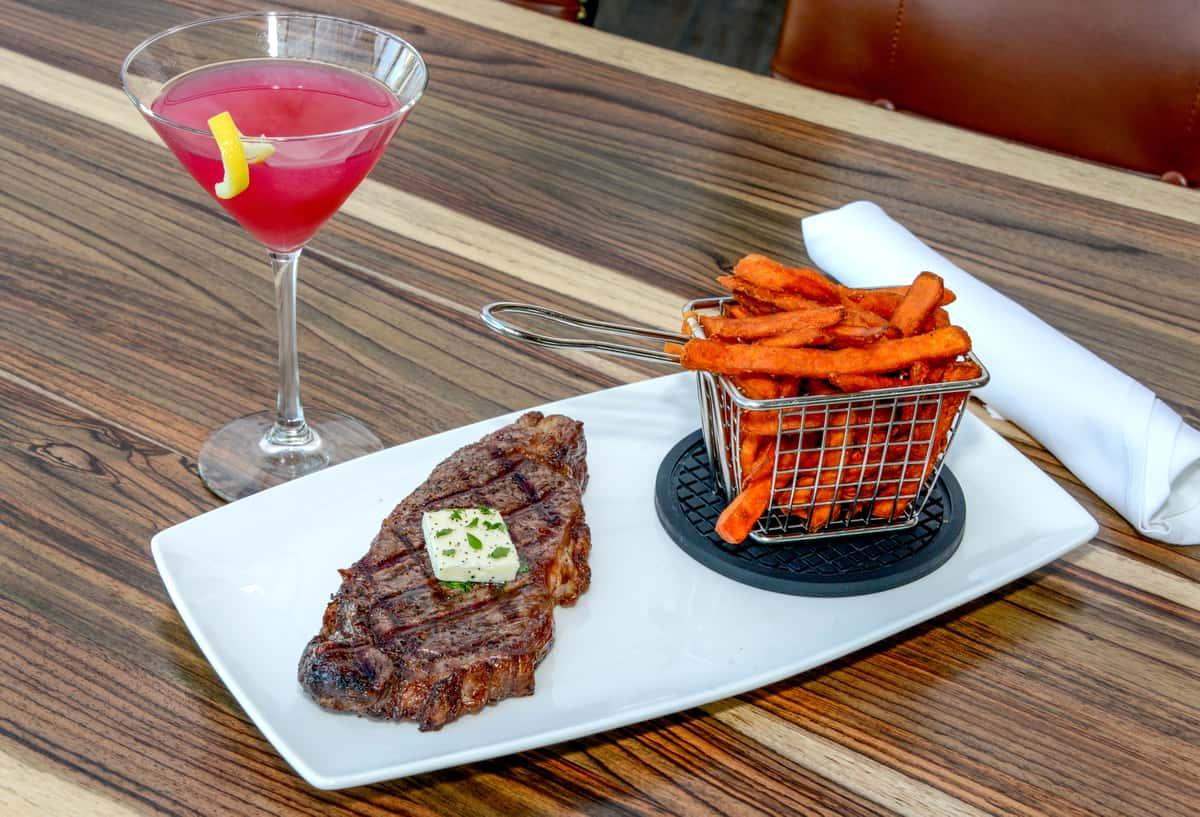 NY Strip Steak*