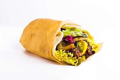 Vegetarian Laffa