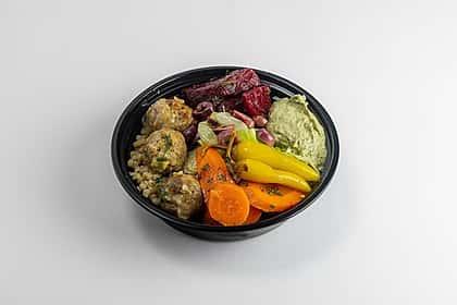 Turkish Meatballs Mini Bowl