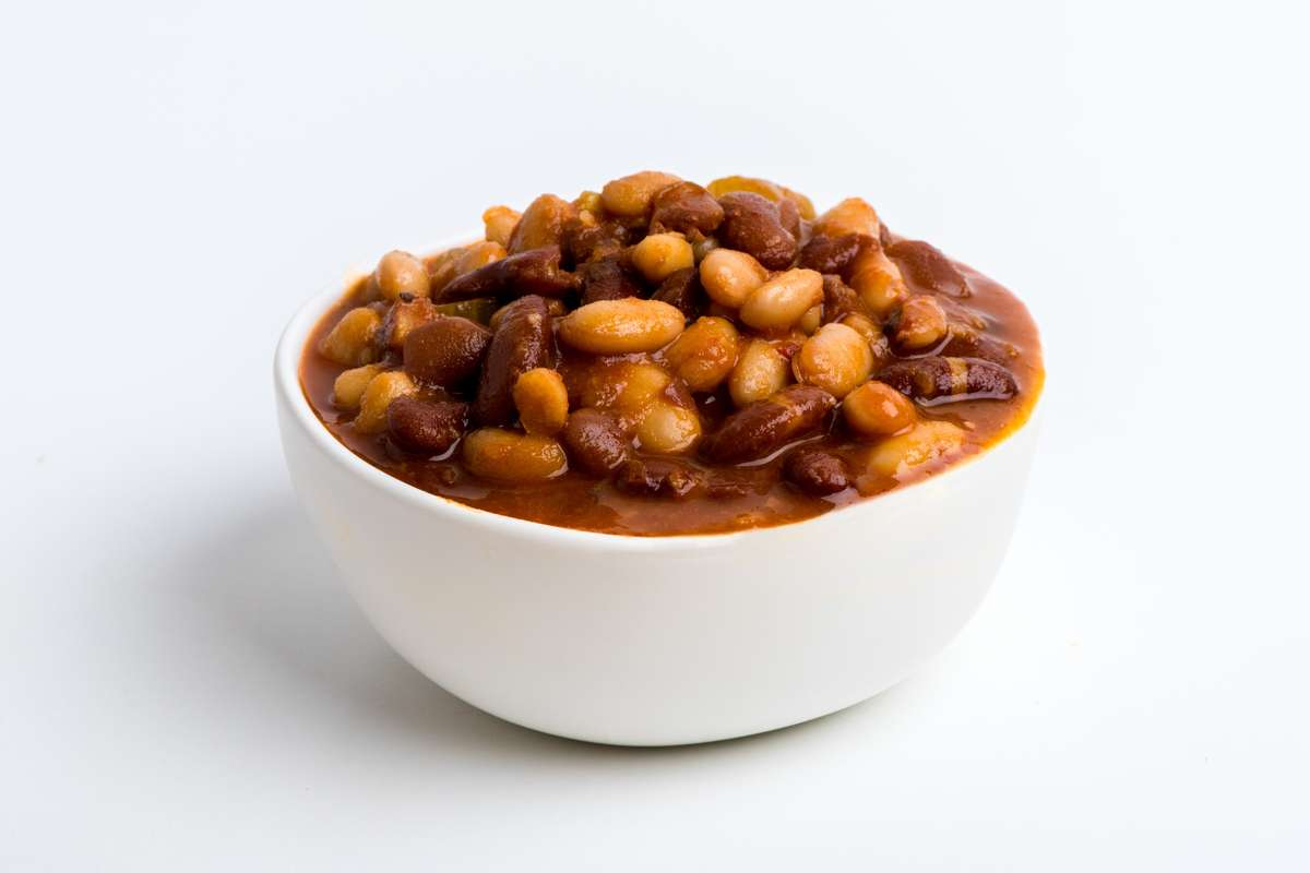 Moroccan Beans