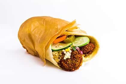 Falafel Laffa